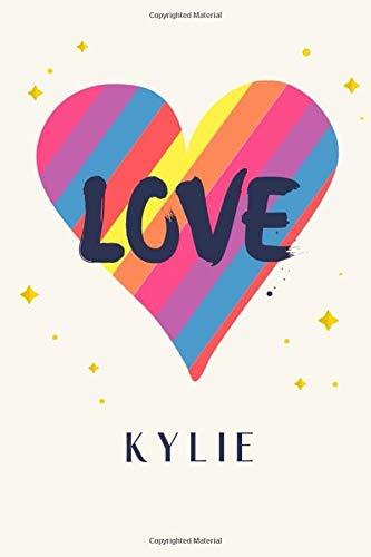 Love Kylie: Kylie Jenner Notebook 6x9