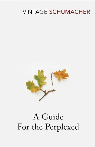 A Guide For The Perplexed por E F Schumacher