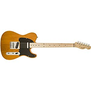 Squier Affinity Tele MN BBL Butterscotch Blonde