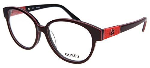 Guess Brille GU 2298 PUR 55 Brillengestell Glasses Frame Damen UVP 125EUR