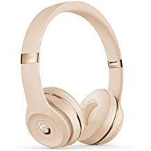 Auriculares abiertos Beats Solo3 Wireless - Oro satén