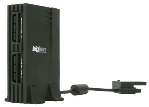 Bigben Multitap Adapter 4x Controller Memory Multi-Player für Sony PlayStation 2 PS2 PS2 Slim Konsole