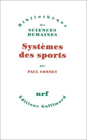 Systèmes des sports