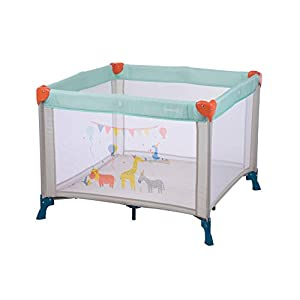 Safety 1st Circus Compact Travel Cot   1