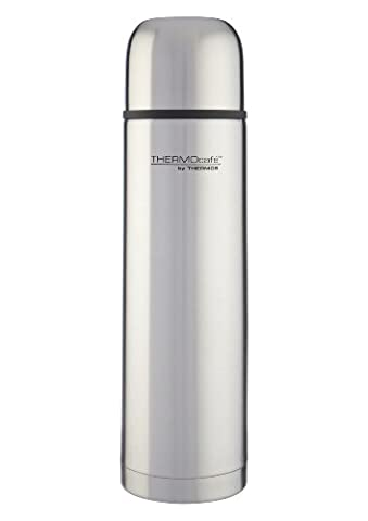 Thermos ThermoCafé Stainless Steel Flask, 1.0 L