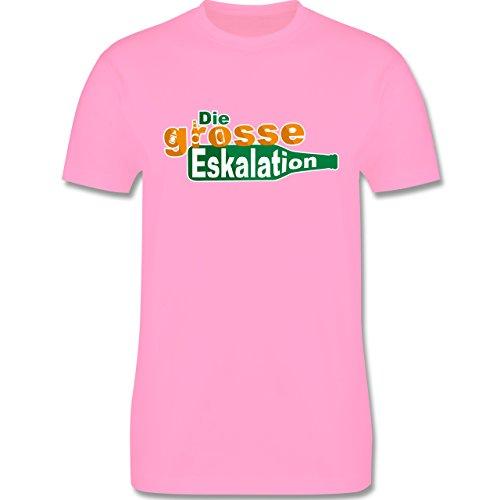 Festival - Die große Eskalation - Herren Premium T-Shirt Rosa
