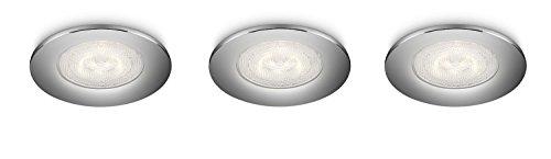 Philips SMARTSPOT 59100/11/16 - Punto de luz (Cromo, Interior, Dormitorio, Salón, LED,...