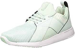 Puma Women's Zod Runner Nm WNS Idp Fair Aqua White Running Shoes-5 UK (38 EU) (7.5 US) (37079105_5)