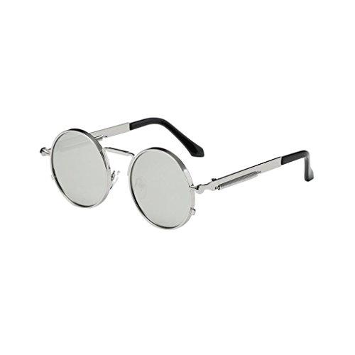 Unisex Sonnenbrillen Hffan Damen Mode Integriertes UV Sonnenbrille Klassische Rahmen Gläser Outdoor Sportarten Schutz Brille Fahrbrille Beliebte Freizeit Sportbrillen Glasses Sunglasses (1PC, F) (Billig Golf-fahrer)
