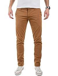 d6cfefd823 Yazubi Chinos Pantalones Hombre Slim Fit Merlin II