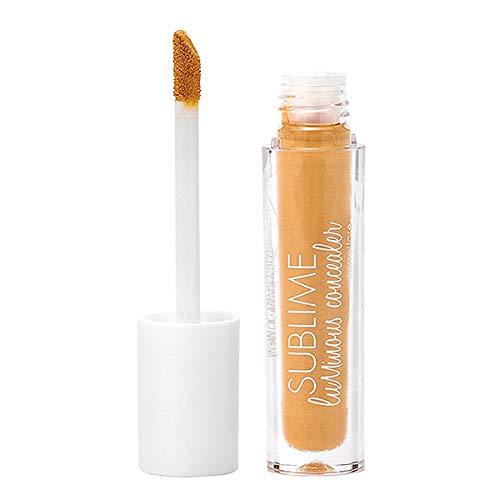Purobio Cosmetics - Correcteur Liquide Luminous N°5 - Lot De 3 - Vendu Par Lot - Livraison Gratuite En France