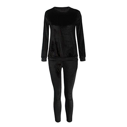 Moresave - Sweat-shirt - Femme Noir
