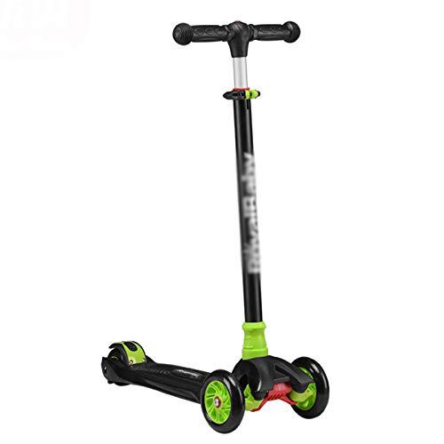 WBaRJ Monopattino Scooter per Bambini - Scooter in Alluminio, Kid di Allenamento su Toys Best for Little Boys & Girls,A