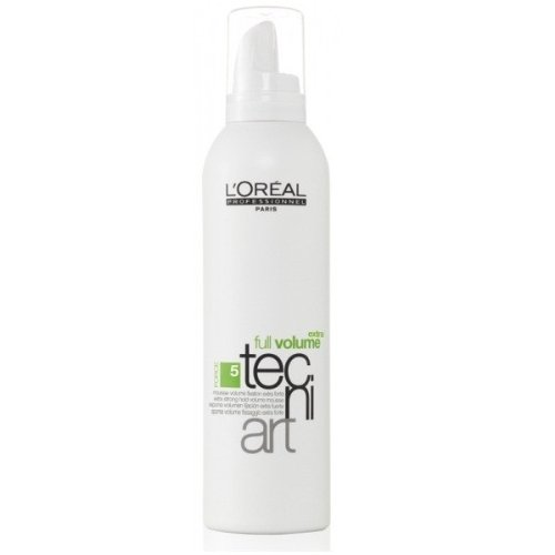 L'Oréal Professionnel Mousse volume fixation extra forte full volume extra Force 5 250ml