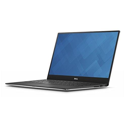 (Renewed) DELL XPS 13 9350/ 6th Gen Ci7-6500U/ 8GB/ 256GB SSD/ INT/ Win 10/ 13.3-Inch QHD Touch