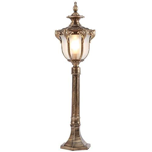 Lámparas de Pie Prime Luz de césped europea Villa Jardín Paisaje Luz de exterior Luz de