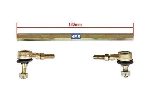 HMParts ATV / Quad / Bashan / Shineray Spurstangen - Set 180 mm