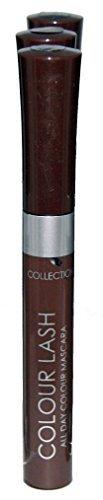 12 x Collection 2000 Couleur Mascara Lash Marron Gros Lot De Travail