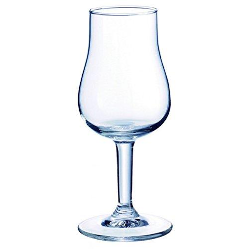DUROBOR 971/13 Elite - 6 Weingläser für Weinproben, 130 ml, ohne Maßangabe