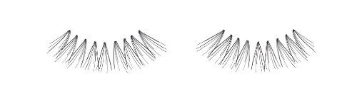 Ardell Duralash Flare Long Black (56 Lashes) #65099 by Ardell (English Manual)