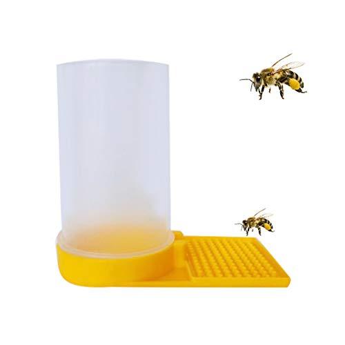 Comtervi Bienentränke, Imkerei Bienenstock Wasser Zufuhr Biene, die Nest-Eingangs Imker Werkzeug trinkt, Imkereibedarf
