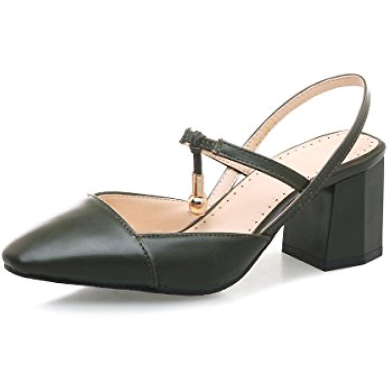 Mei Chaussures Talons amp;s BrideB07czzc22w Femmes À S vmPn0Nwy8O