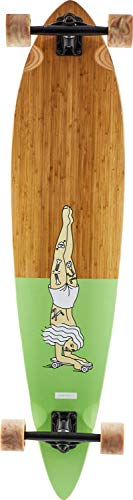 "Landyachtz Handstand Pintail Longboard (44"" - Bamboo)"