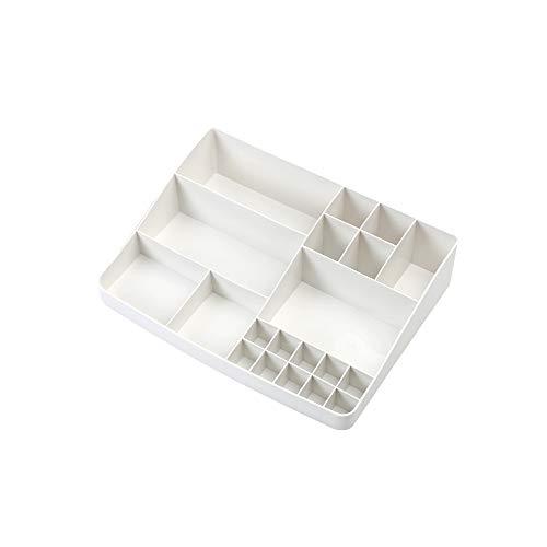 HGRCE Aufbewahrungsboxen kosmetische Aufbewahrungsbox Kunststoffbox Lippenstift Nagel Rack Desktop Aufbewahrungsbox Schmutz