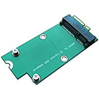 Kalea Informatique Adattatore per sostituire mSATA SSD Lenovo X1Carbon Ultrabook