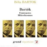 Bartok - Contrastes / Microcosmos (Coll. Grand Répertoire)
