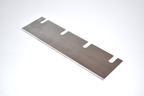 Ersatzmesser / Klinge passend für Wolff Cayman-, Duro-, Eco-Stripper und weitere (210 x 60 x 1,5 mm)