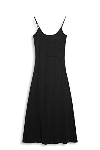 edc by Esprit 047cc1e030, Robe Femme Noir (Black)