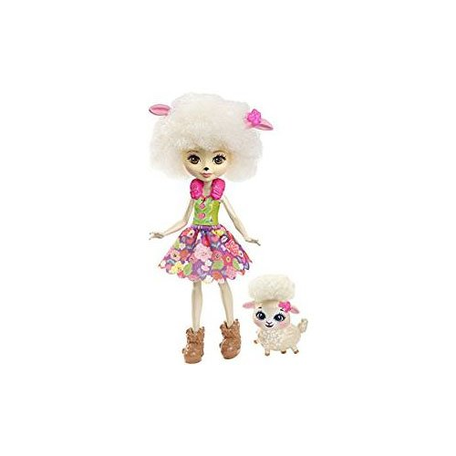 Enchantimals Muñeca Lorna Lomb (Mattel FCG65)