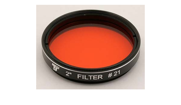"Ts-Optics 2/"" filtros de color naranja F telescopio tsorange 2"