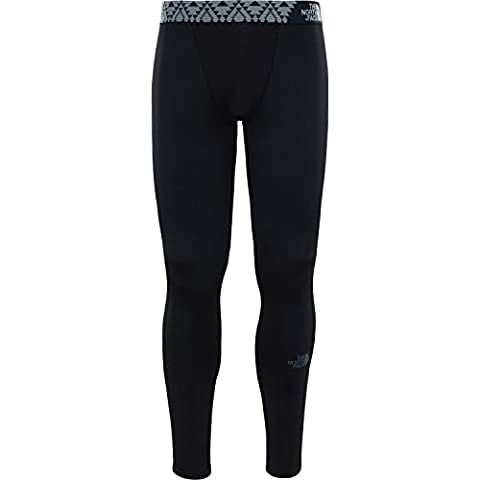 The North Face Winter Training Tight Tnf Black REGXL