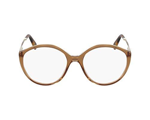 fdd1f0b4691 Marc Jacobs MJ 599 GQQ 54 Montures de lunettes Trbrown Gold