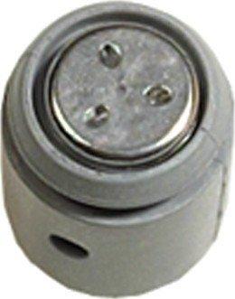 Silit Ersatzteil Arbeitsventil Schnellkochtopf, Sicomatic t-plus/classic Kunststoff, schwarz
