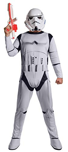 Star Wars VII The Force Awakens Stormtrooper Costume Adult X-Large (Stormtrooper Force Awakens Kostüm)