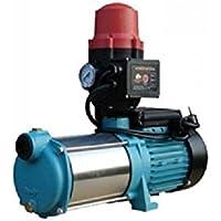 Pompe d'arrosage POMPE DE JARDIN pour puits 1100 W, 230V, 95l/min avec interrupteur BRIO SK-13