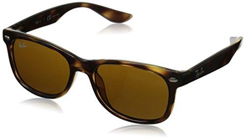 Ray Ban Unisex Sonnenbrille Rj9052s Mehrfarbig (Gestell: havana,Gläser: braun 152/3) Medium (Herstellergröße: 47)