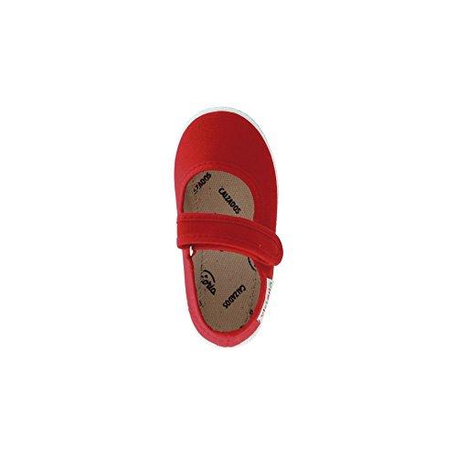 Victoria - Scarpe da Ginnastica Basse da ragazza' Red