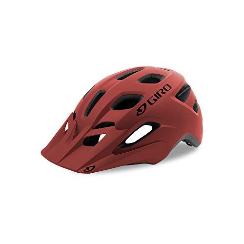 Giro TREMOR Fahrradhelm, Rot (mat dark red), 50-57 cm