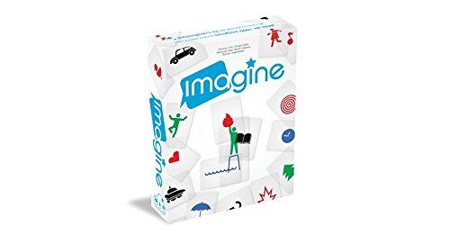 Asmodee Imagine, juego de mesa (ADE0IMA01ES)