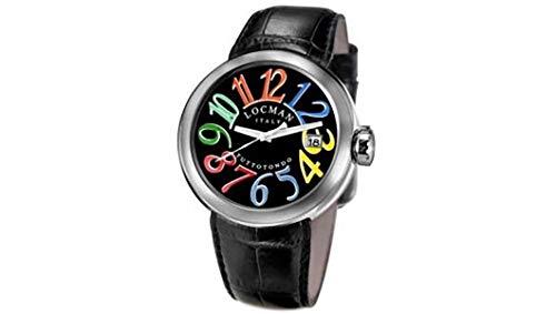 Locman 034100BKNCO1PSK - Reloj de pulsera unisex