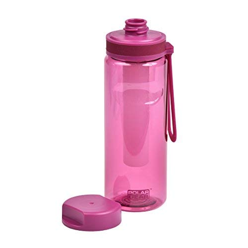 3cd3f7411f Polar Gear Aqua Cool Botella Tritan, Berry, 750 ml