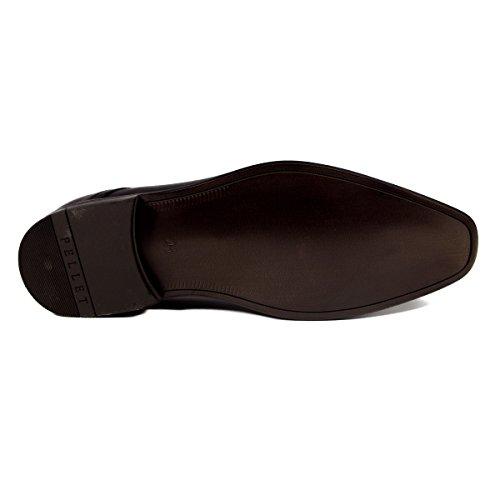 PELLET - Chaussures en cuir à lacets Homme PELLET - SCAR - Chaussures / Chaussures à lacets - 39 au 45 Gris