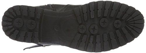 Another Pair of Shoes Alexise1, Stivali da Motociclista Donna Nero (Black01)
