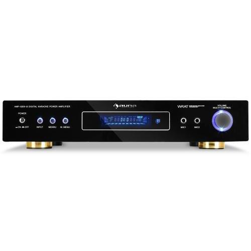 auna AMP-9200 Amplificateur Home...