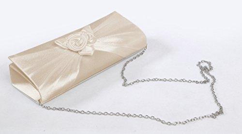 Elezay , Damen Tote-Tasche Beige