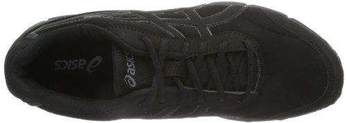 Asics Gel-Mission, Chaussures de marche nordique femme Noir (Black/Onyx/Charcoal 9099)